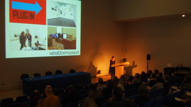 Annie Fletcher, Curator of Exhibitions at the Van Abbemuseum